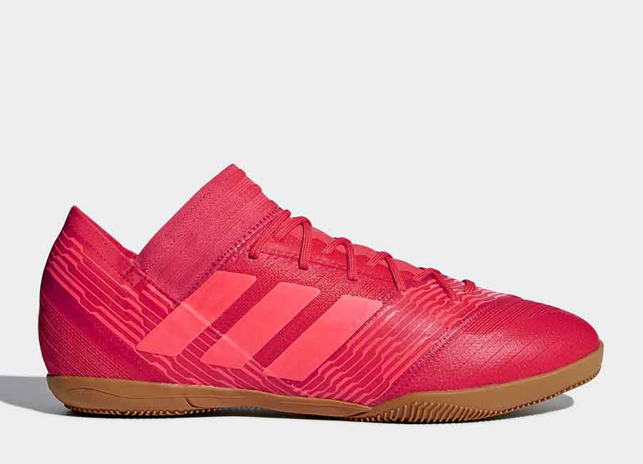 Adidas Nemeziz Tango 17.3 IN Cold Blooded - Real Coral / Red Zest / Real Coral