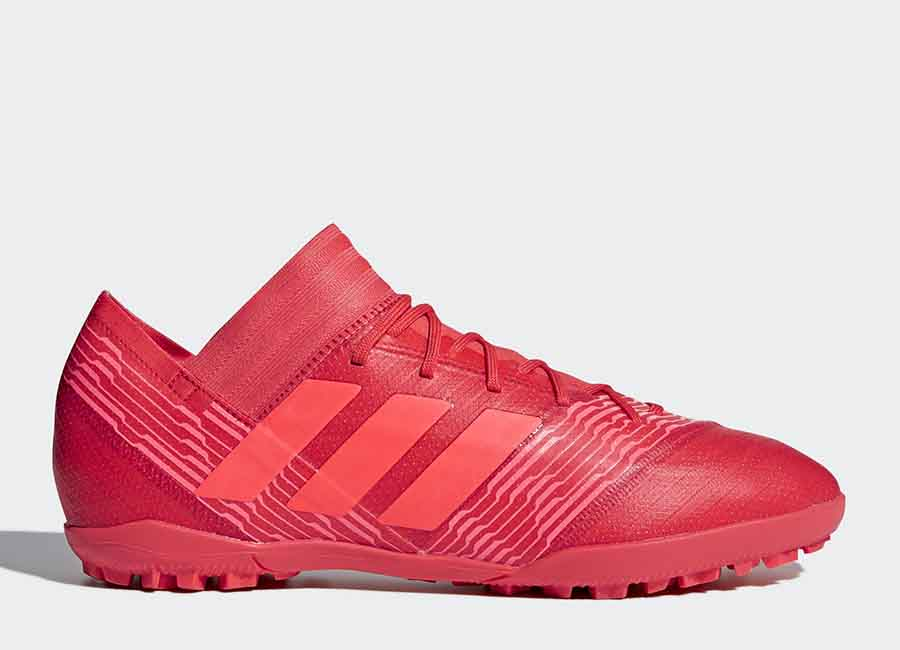 Adidas Nemeziz Tango 17.3 TF Cold Blooded - Real Coral / Red Zest / Core Black