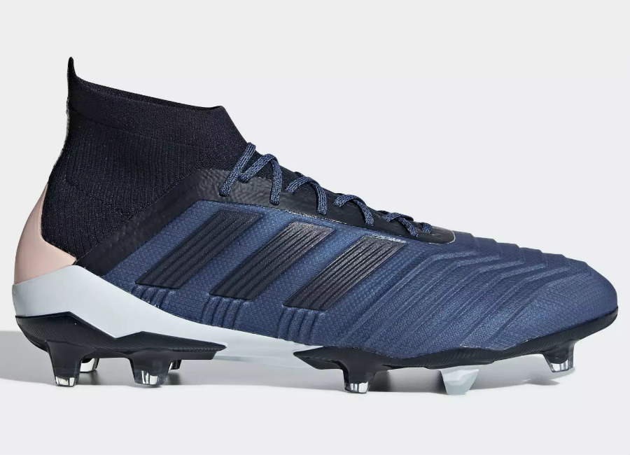Adidas Predator 18.1 FG Cold Mode - Trace Royal / Legend Ink / Clear Orange