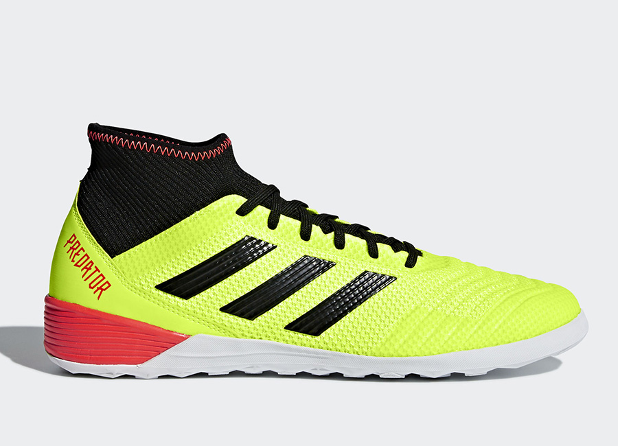 Adidas Predator Tango 18.3 IN Energy Mode - Solar Yellow / Core Black / Solar Red