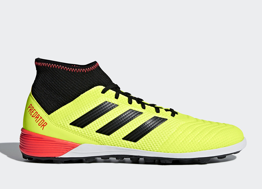 Adidas Predator Tango 18.3 TF Energy Mode - Solar Yellow / Core Black / Solar Red