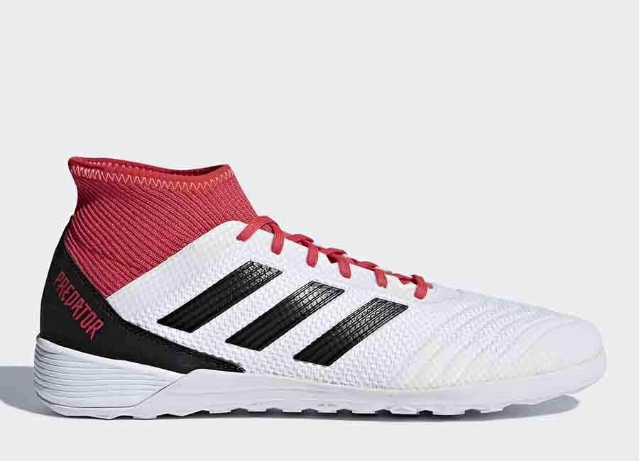 Adidas Predator Tango 18+ TF Cold Blooded - Ftwr White / Core Black / Real Coral