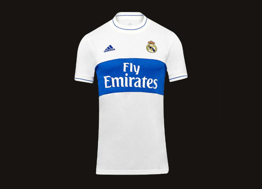 Adidas Real Madrid Home Icon jersey - White