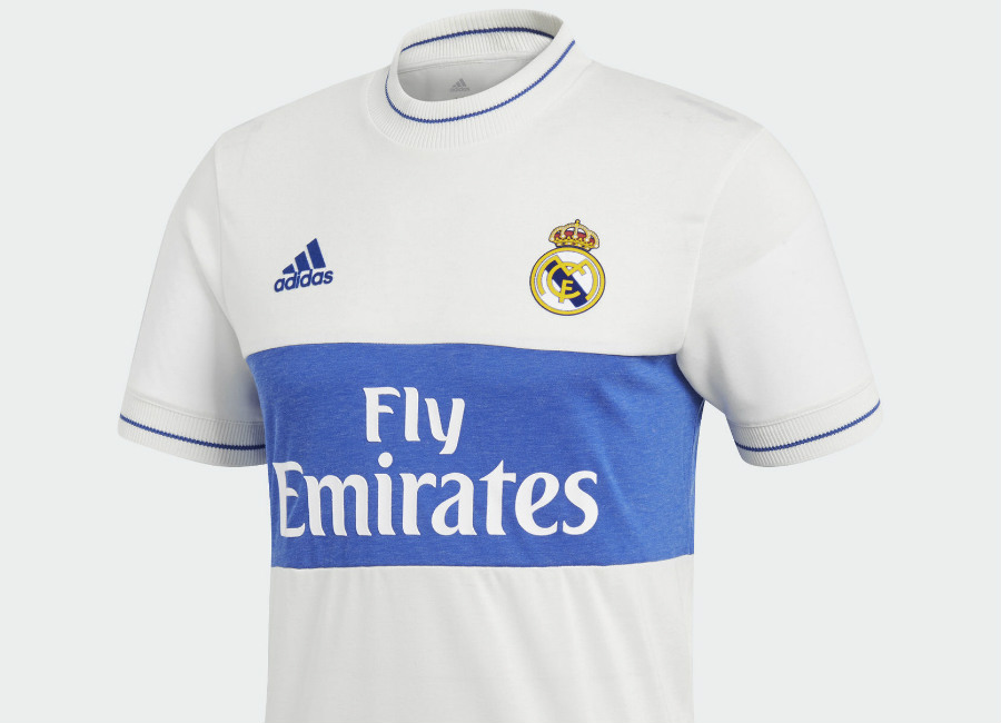 749b489c10d Adidas Real Madrid Home Icon jersey - Bold Blue   Core White