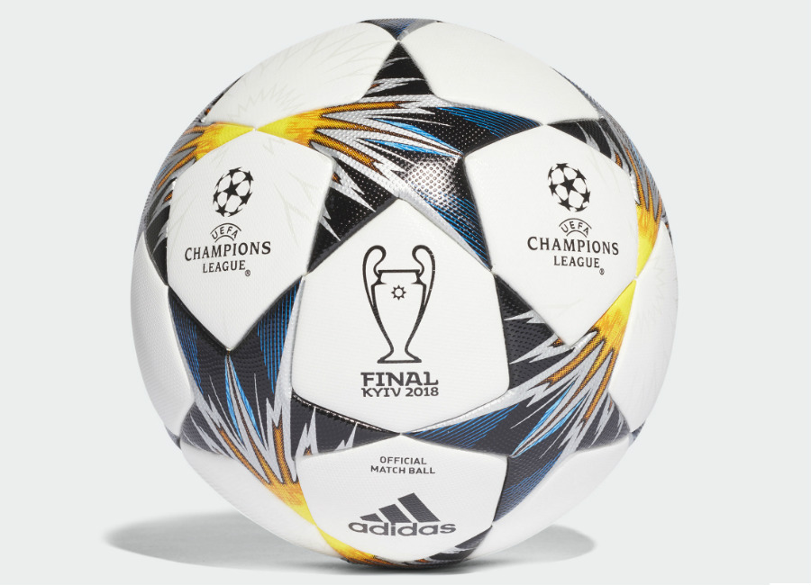 Adidas UCL Finale Kiev Official Match Ball