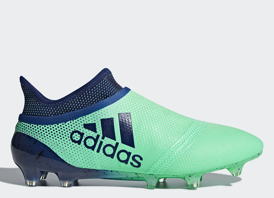 Adidas X 17+ Purespeed FG Deadly Strike - Aero Green / Unity Ink / Hi-Res Green