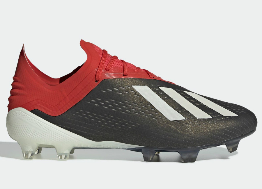 Adidas X 18.1 FG Initiator - Core Black / Ftwr White / Active Red