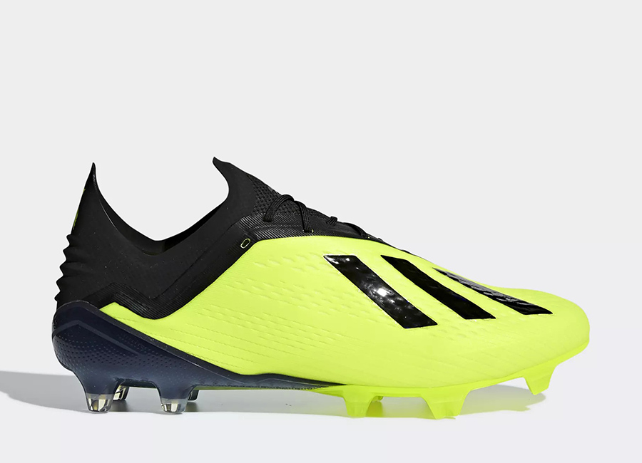 Adidas X 18.1 FG Team Mode - Solar Yellow / Core Black / Ftwr White