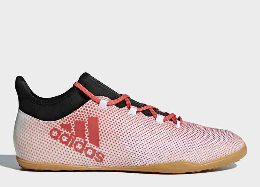 Adidas X Tango 17.3 IN Cold Blooded - Ash Grey / Real Coral / Core Black