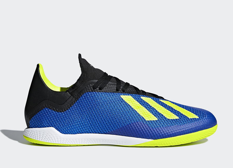 Adidas X Tango 18.3 IN Energy Mode - Football Blue / Solar Yellow / Core Black