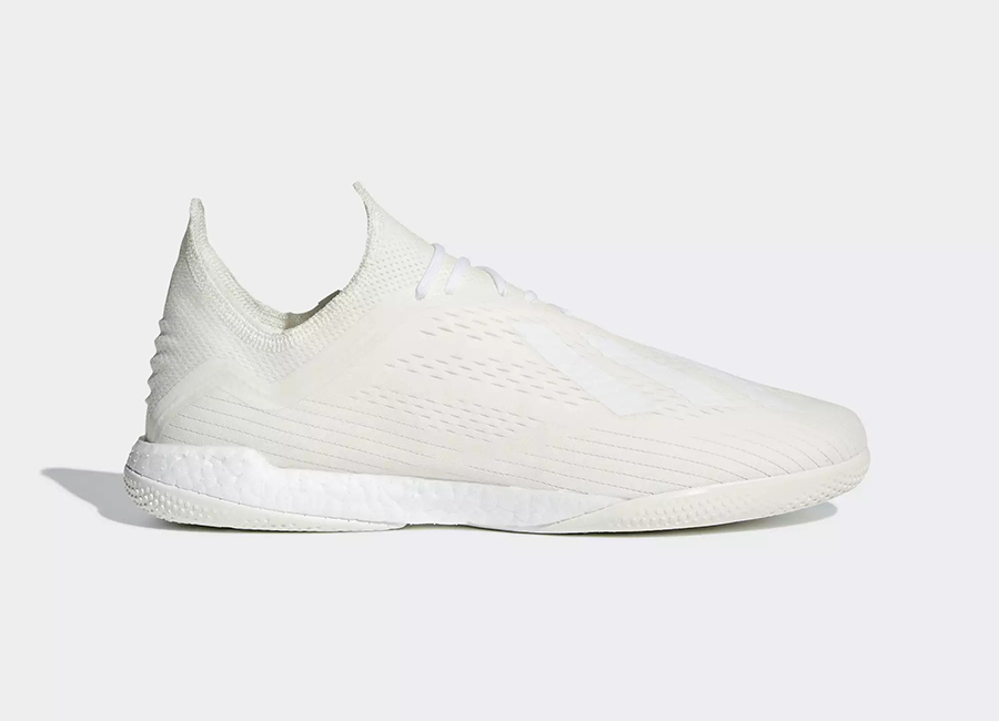 Adidas X Tango 18.1 Spectral Mode Trainers - Off White / Ftwr White / Core Black