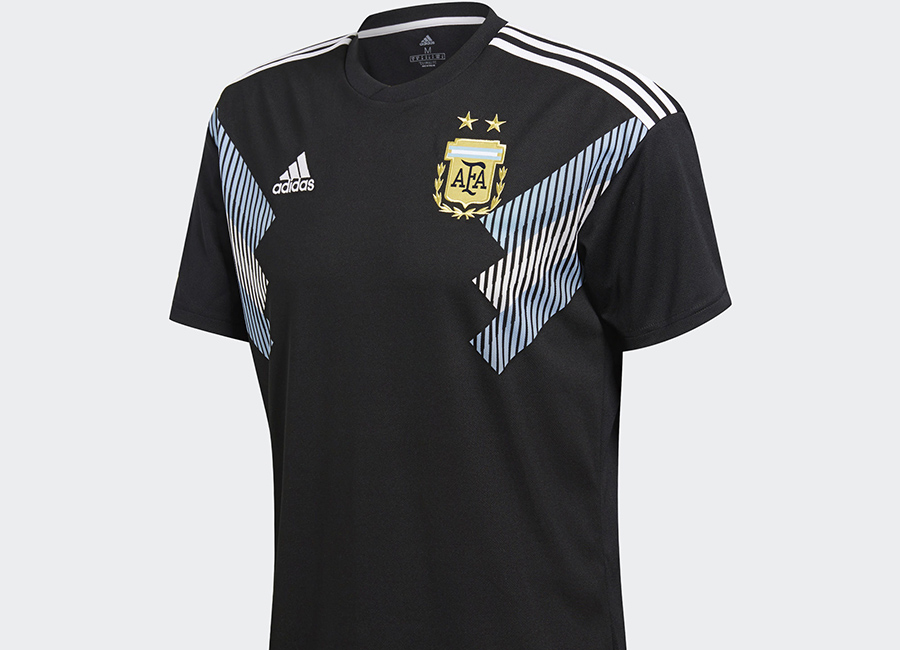 Argentina 2018 World Cup Adidas Away Kit