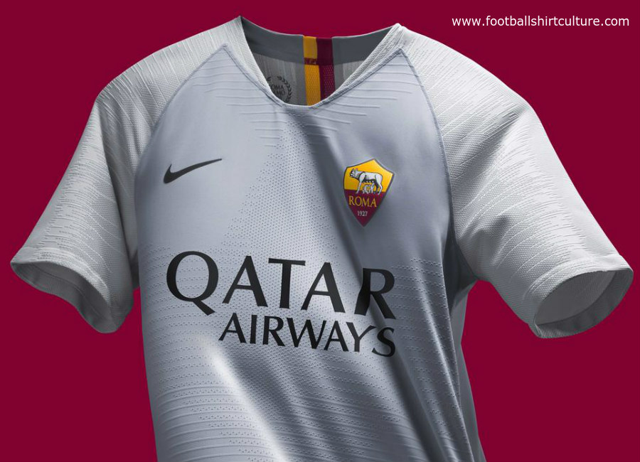 93bdb3b50e0 AS Roma 2018-19 Nike Away Kit | 18/19 Kits | Football shirt blog
