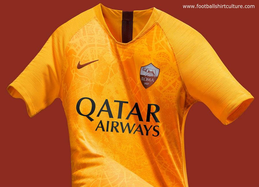 500332c93b58b6 AS Roma 2018-19 Nike Third Kit | 18/19 Kits | Football shirt blog