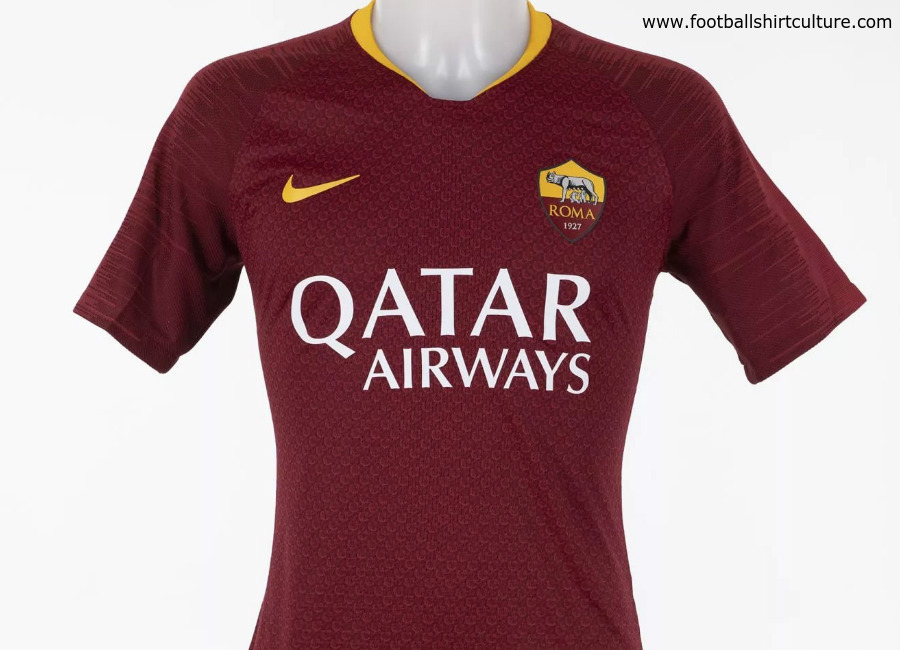 62c860ab5 AS Roma 2018-19 Nike Home Kit