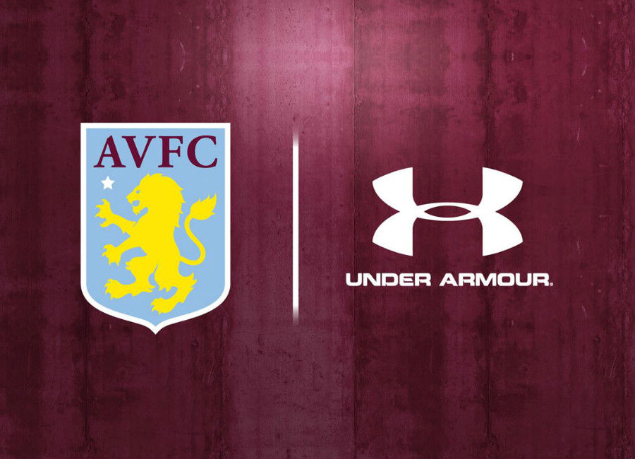 Aston Villa and Under Armour end Kit Deal