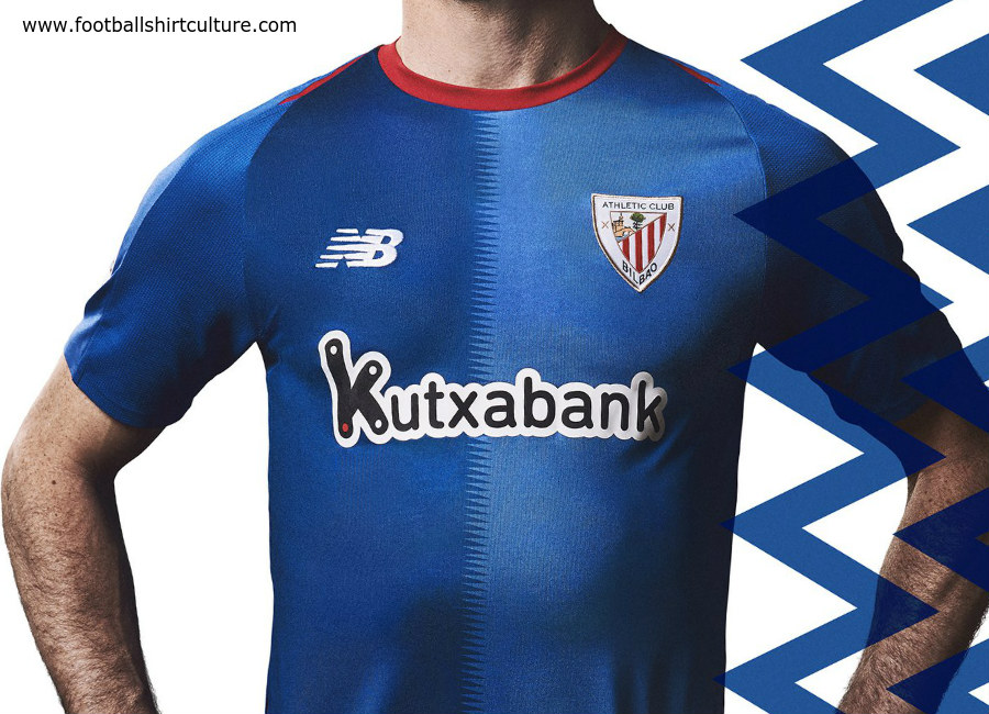Athletic Bilbao 2018-19 New Balance Away Kit