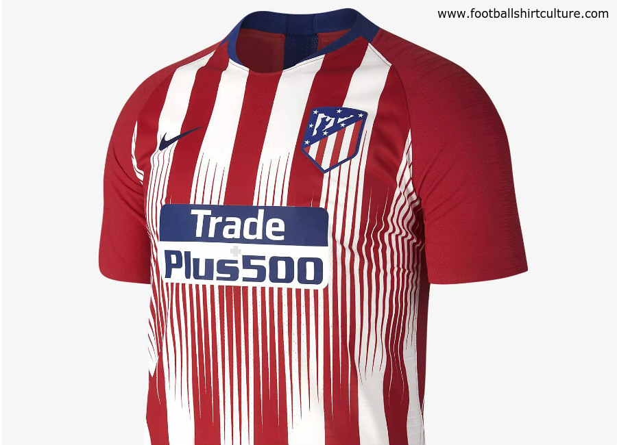 Atletico Madrid 2018/19 Nike Home Kit