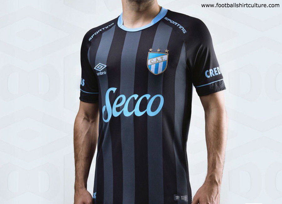 Atlético Tucumán 2018-19 Umbro Away Kit