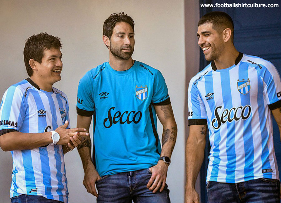 Atletico Tucuman   Umbro Home Kit