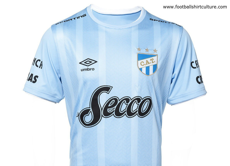 Atlético Tucumán 2018 Umbro Third Kit