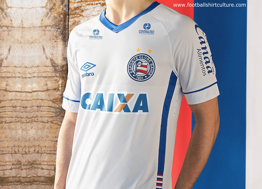 Bahia 2018 SK1 Umbro Nations Shirt
