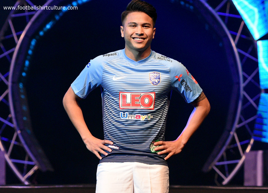 Bangkok Glass 2018 Nike Home Kit