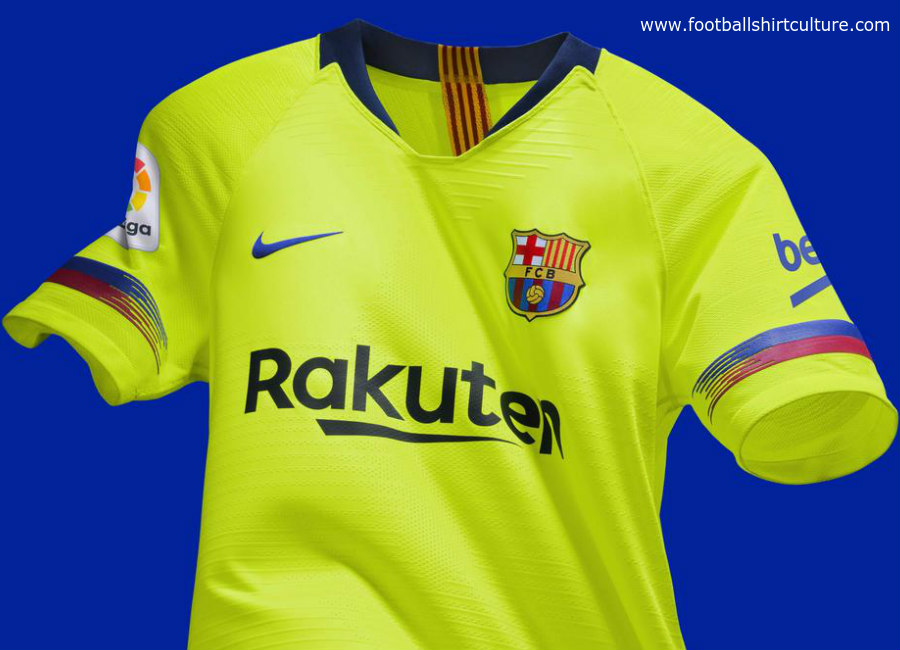 070c1e4ac Barcelona 2018-19 Nike Away Kit
