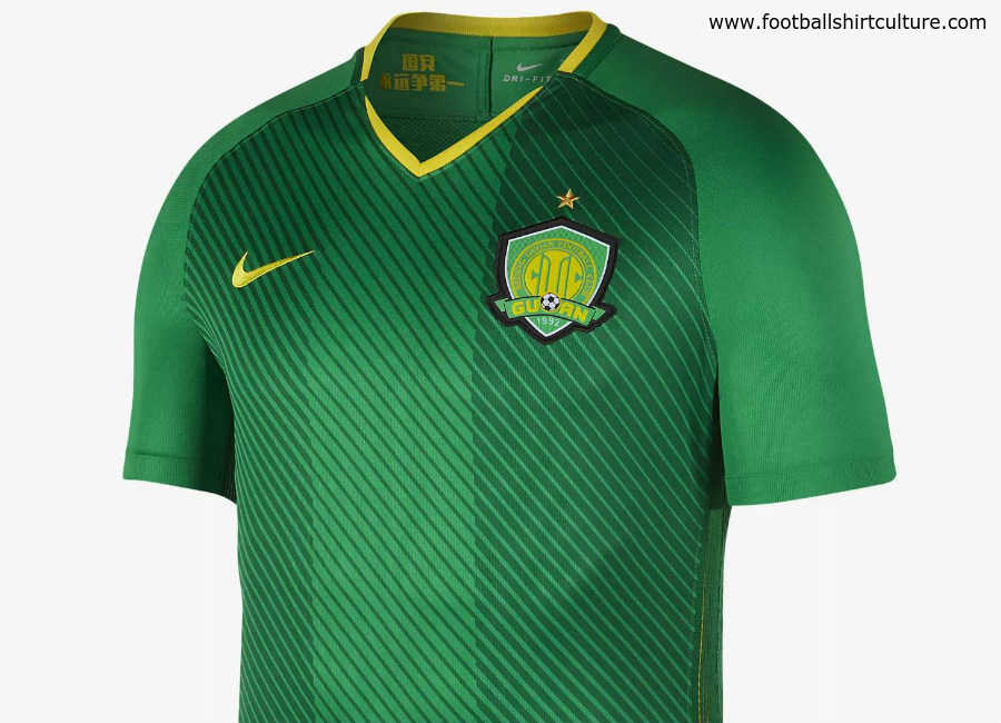 Beijing Guoan 2018/19 Nike Home Kit