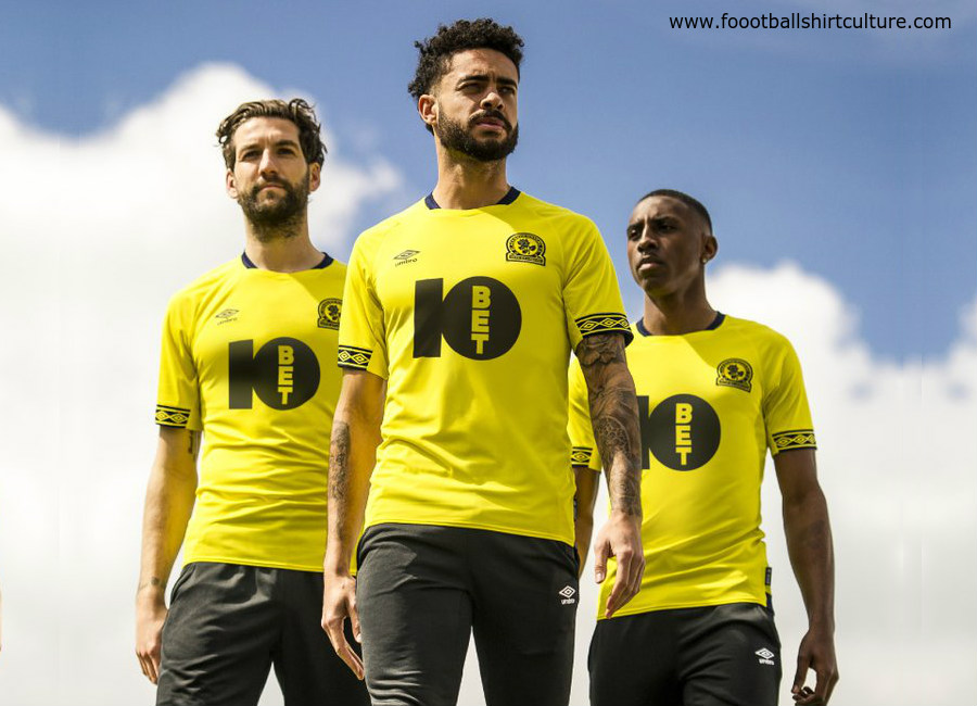Blackburn Rovers 2018-19 Umbro Away Kit