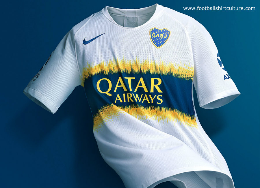 Boca Juniors 18/19 Nike Away Kit