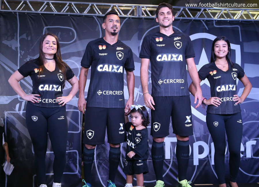 Botafogo 2018 Topper Away Kit