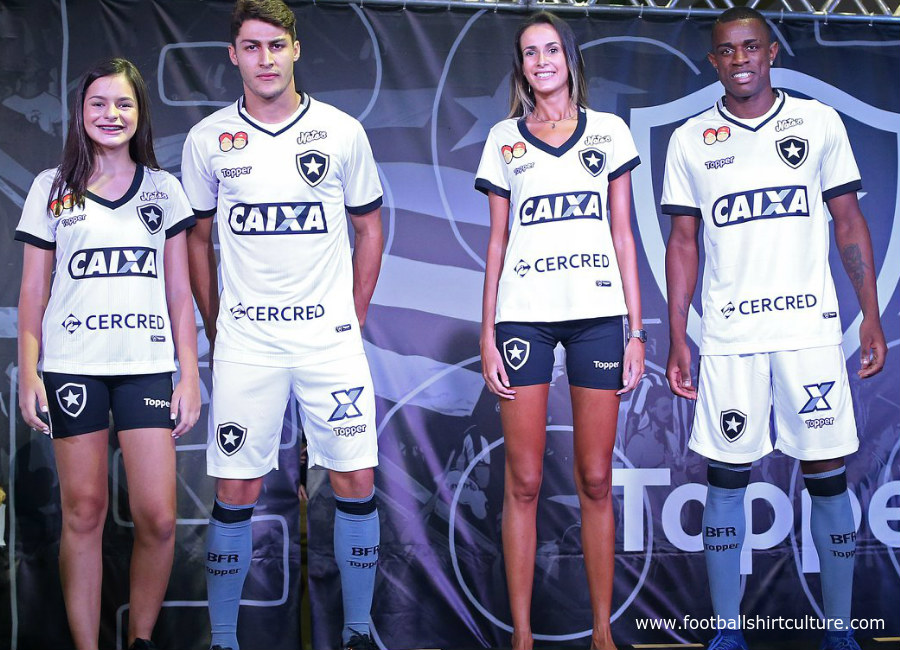 Botafogo 2018 Topper Third Kit
