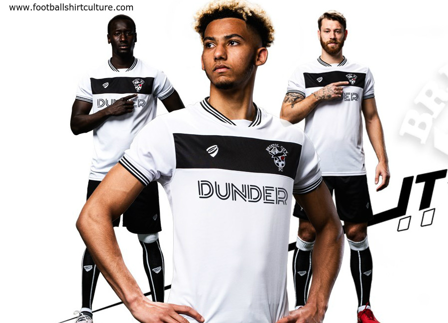 Bristol City 2018-19 Bristol Sport Away Kit