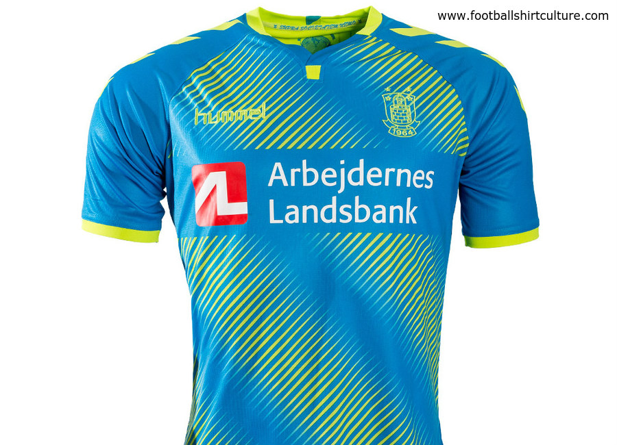 Brondby IF 2018 Hummel Third Kit