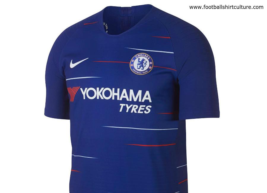 9d2a7d93b Chelsea 2018-19 Nike Home Kit