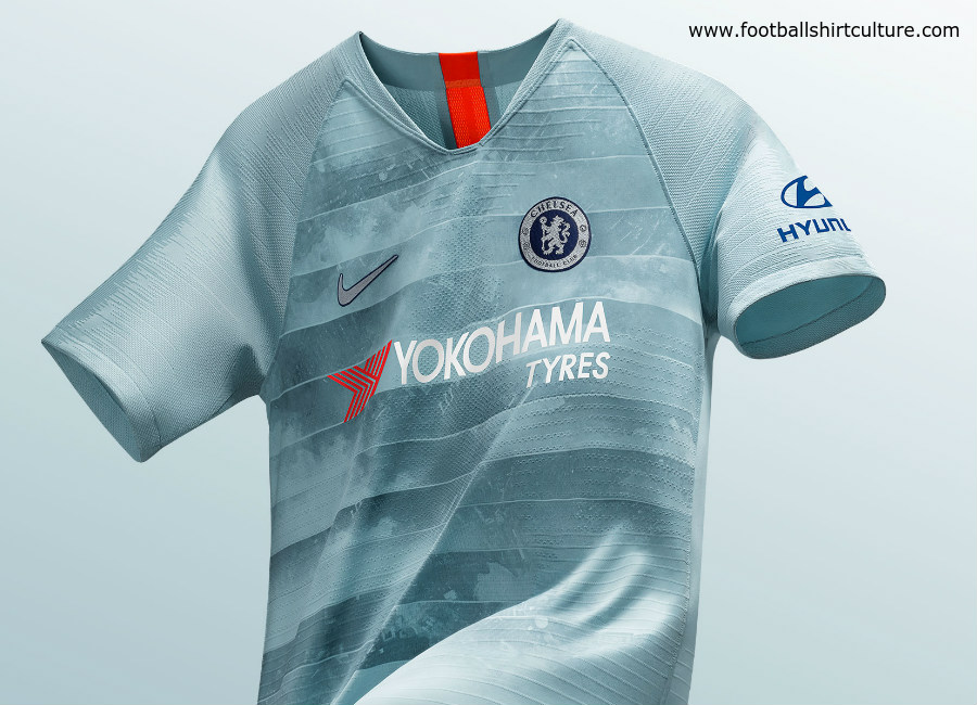 Chelsea 2018-19 Nike Third Kit  d9e235db3