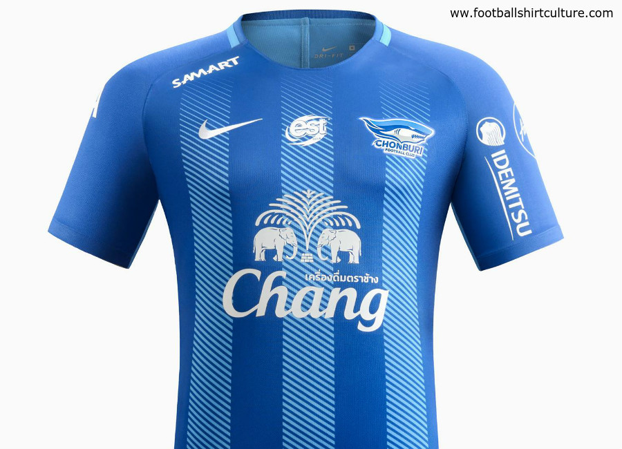 Chonburi 2018 Nike Home Kit
