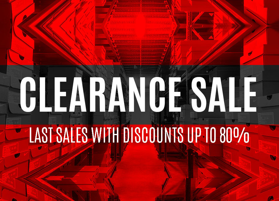 Last Deals with discounts up to 80%