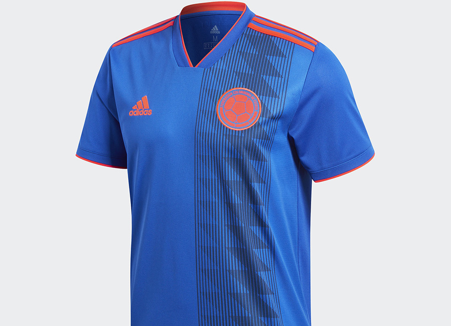Colombia 2018 World Cup Adidas Away Kit