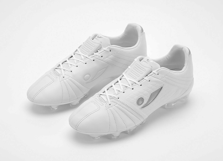 Concave Aura + FG Raw Force - White / Silver