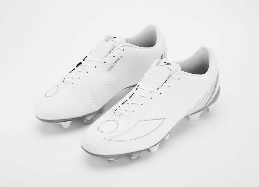 Concave Volt + Techstitch FG Raw Force - White / Silver