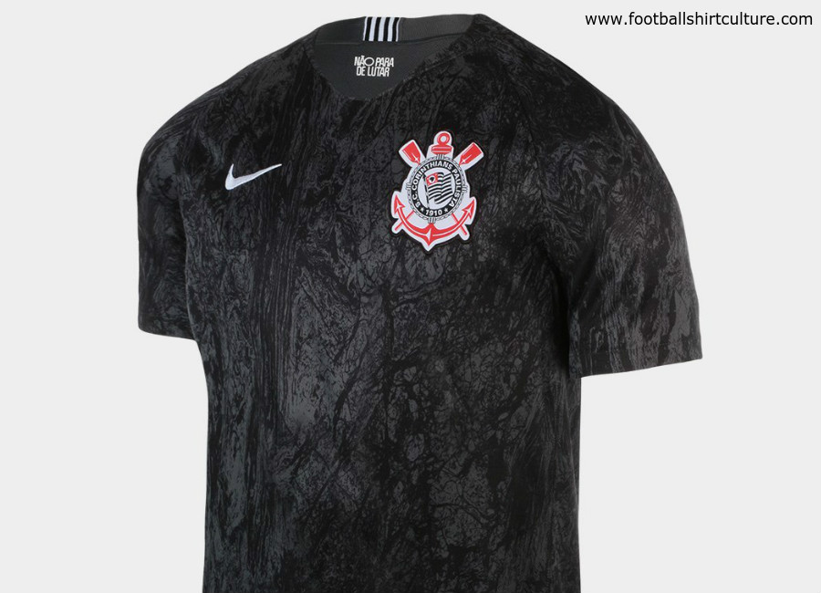 9bdf9cb16d8 Corinthians 2018 Nike Away Kit | 18/19 Kits | Football shirt blog