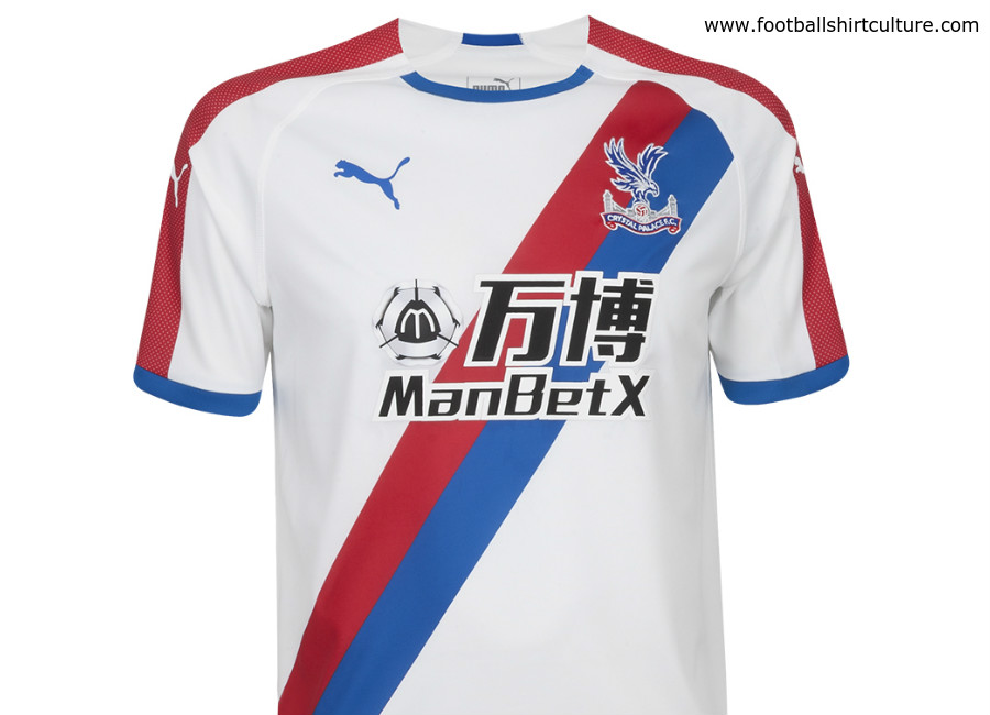 Crystal Palace 2018-19 Puma Away Kit