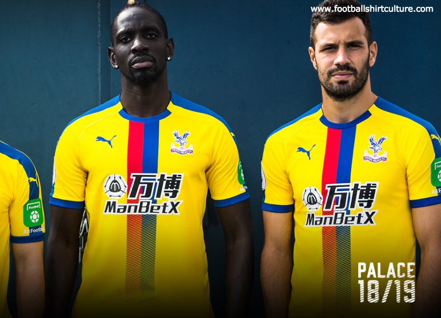 a63855a0c Crystal Palace 2018-19 Puma Third Kit | 18/19 Kits | Football shirt blog