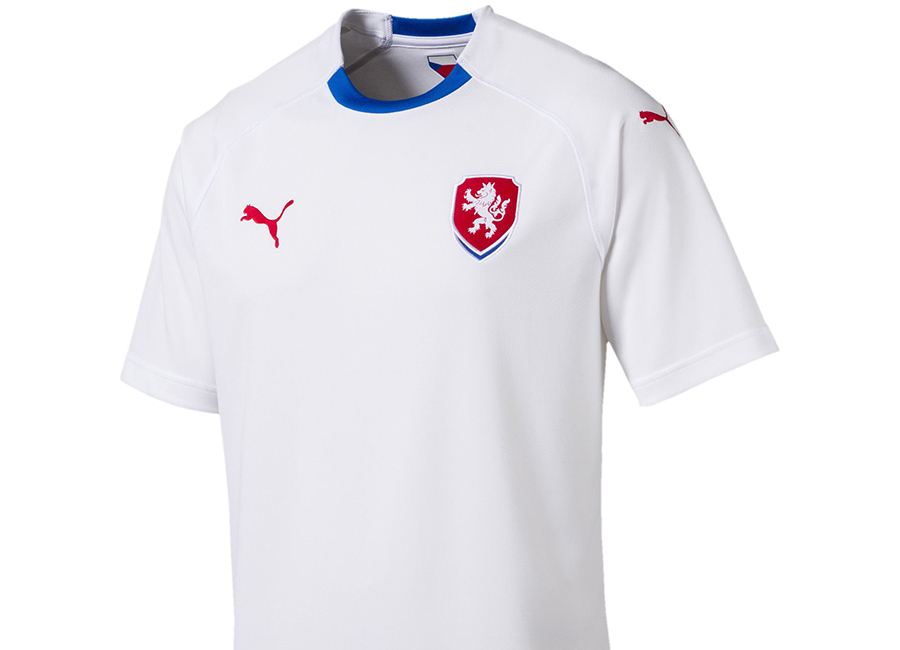 Czech Republic 2018 Puma Away Kit