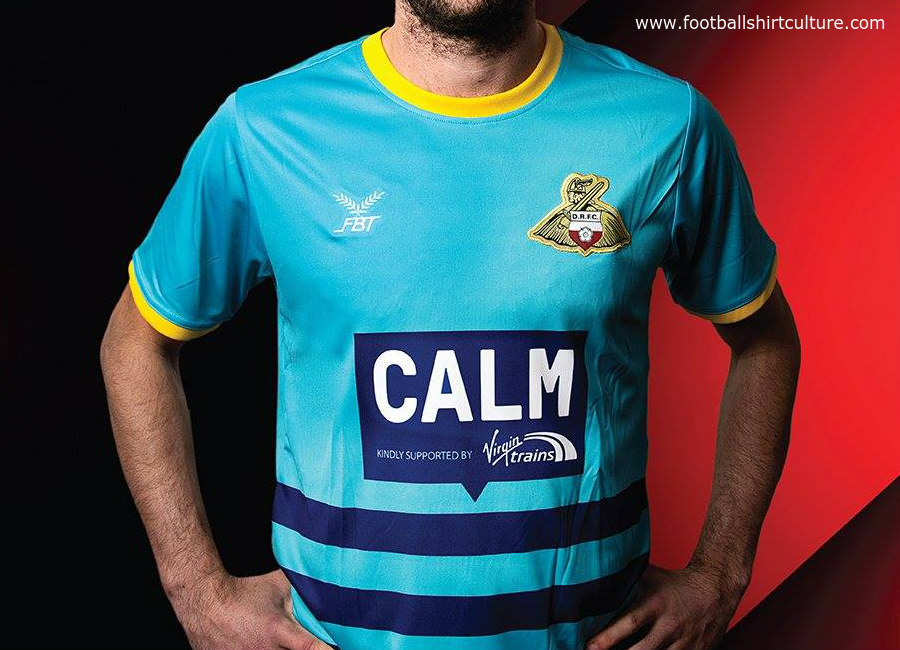 Doncaster Rovers 2017 CALM Kit