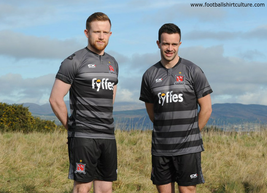 Dundalk FC 2018 CX+ Sport Away Kit