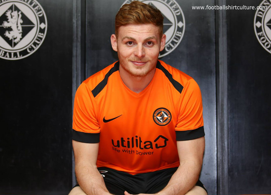 Dundee United 2018/19 Nike Home Kit