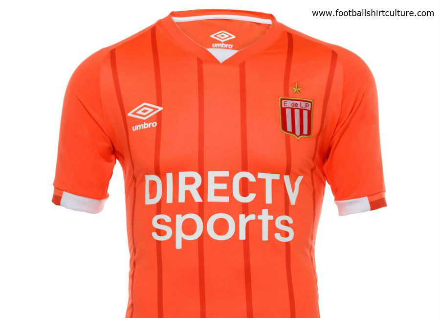 Estudiantes 2018 Umbro Away Kit